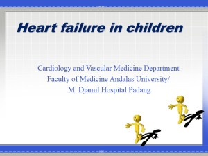 pediatric heart failure dr didik