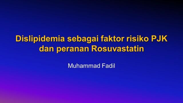 Oke Slide dr Fadil Rosuvastatin