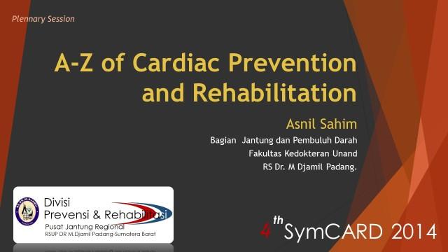 Slide Prof Asnil symcard 2014
